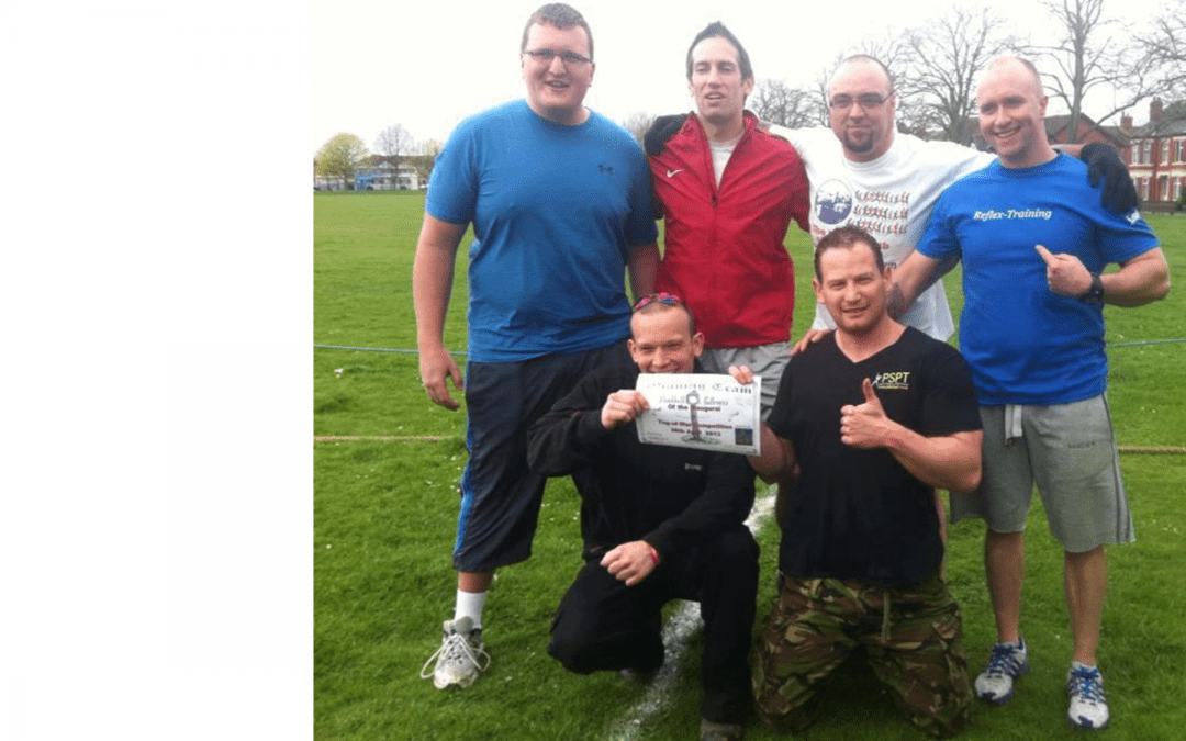 PSPT enters Team in Charity Tug of War