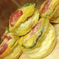 Egg Muffin Recipe…