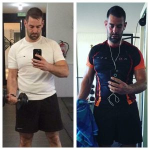 Todd's Weight-loss journey