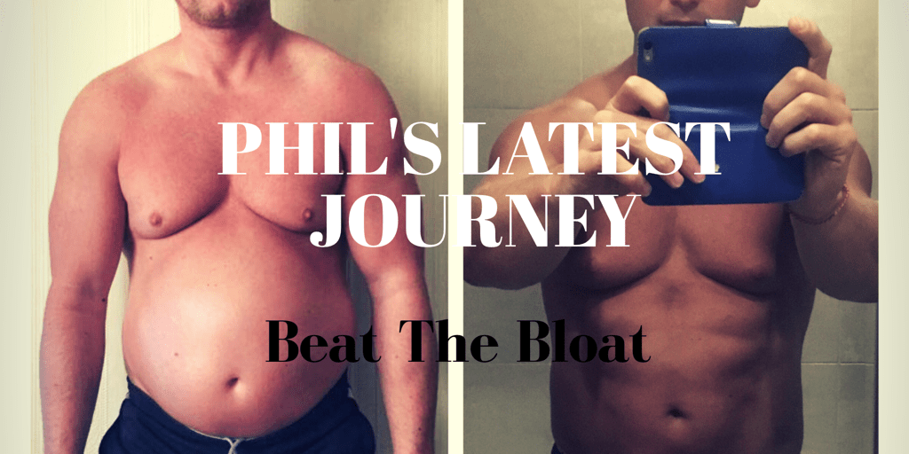 Leamington Personal Trainer Transformational Journey