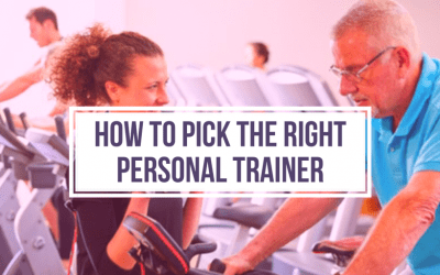 How To Pick The Right Personal Trainer – 10 Tips