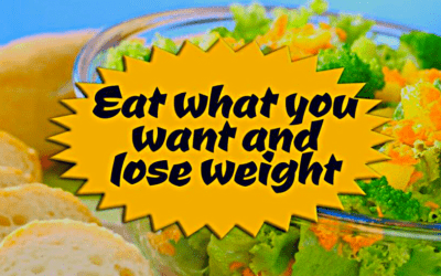 Losing Weight Eating What You Want – The BEST Diet!!