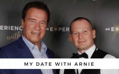 My Date With Arnold Schwarzenegger