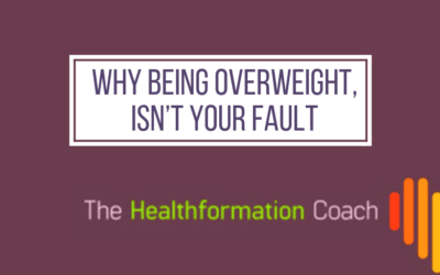 Why Being Overweight Isn't Your Fault.